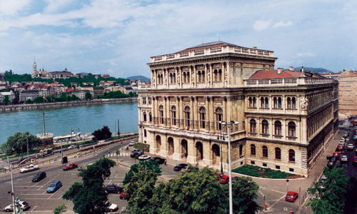 The Hungarian Academy of Sciences